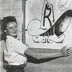 Class of 1960 Designer of RHS Logo Paula Welch